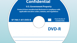 Blank DVD-R Confidential SF708-87