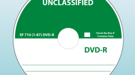 Blank DVD-R Unclassified SF710-87